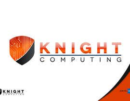 nº 140 pour Design a Logo for Knight Computing par digitalmind1