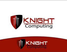 nº 94 pour Design a Logo for Knight Computing par Woow8