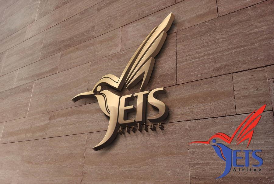 Penyertaan Peraduan #149 untuk Design a Logo for an new Airline