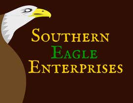 #13 untuk Design a Logo for Southern Eagle Enterprises oleh janainabarroso