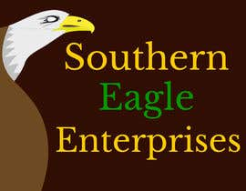 #14 untuk Design a Logo for Southern Eagle Enterprises oleh janainabarroso