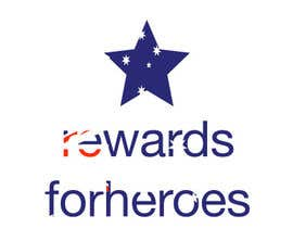 #10 para Design a Logo for rewardsforheroes.com.au por lukesrad