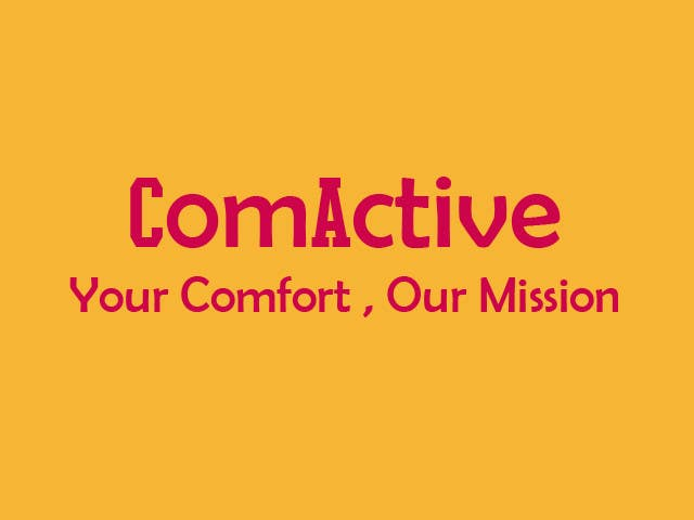 "#9 for Develop a ""tag line"" for Com Active by nirajbariya"