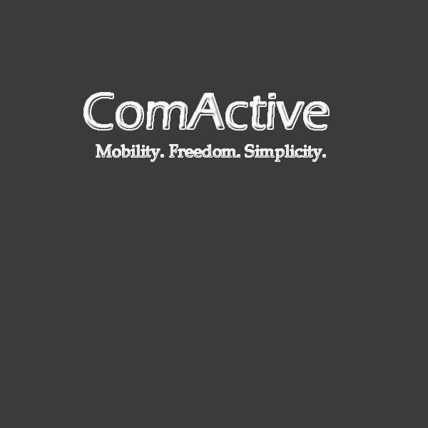 "#27 for Develop a ""tag line"" for Com Active by protinuscoveniti"