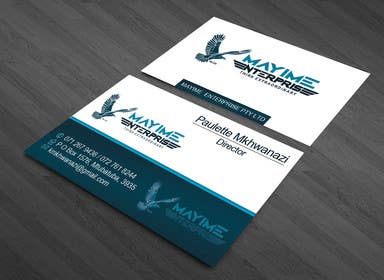 #2 untuk Design a business card for a holding company oleh darkavdarka