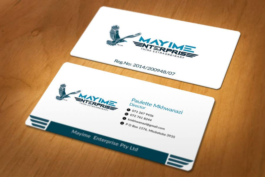 Contest Entry #                                        27                                      for                                         Design a business card for a holding company