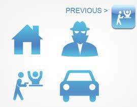 parikhan4i tarafından Design nogle Ikoner for app için no 26