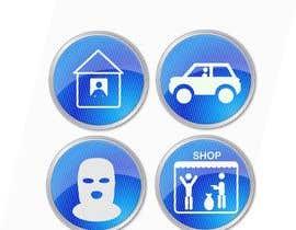 VMRKO tarafından Design nogle Ikoner for app için no 19