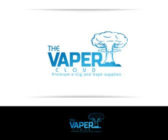 #60 for Design a Logo for an e-cig company af hassan22as