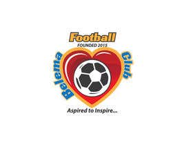 nº 9 pour Design a Logo for football club par pvprajith