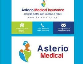 #1 para Design a letterhead and business cards for a medical insurance company por Ramisha16