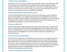 #8 untuk Sales for motel oleh priyajen