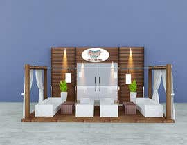 #8 for Front face render of a Cigar Lounge. af archiact