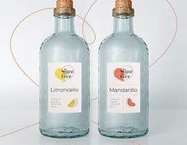 #252 para Design a logo/brand/label for handmade spirits with no sugar por vctrprd