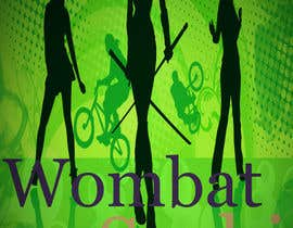 #22 para Design a book cover - Wombat Sushi by Rhonda Louise por juntenx