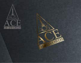 #281 for Design a Logo for Ace of Swords af donmute