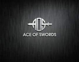 #328 for Design a Logo for Ace of Swords by mamunfaruk
