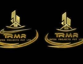 Nro 186 kilpailuun Im looking For Golden Ratio Logo For TRMR (Golden Ratio), TRMR Infra Projects Pvt Ltd  I need two concepts  (Non Golden Ratio) käyttäjältä rashedkhan11919