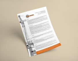 nº 7 pour Design A Document par LascoDaniil