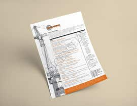nº 21 pour Design A Document par LascoDaniil