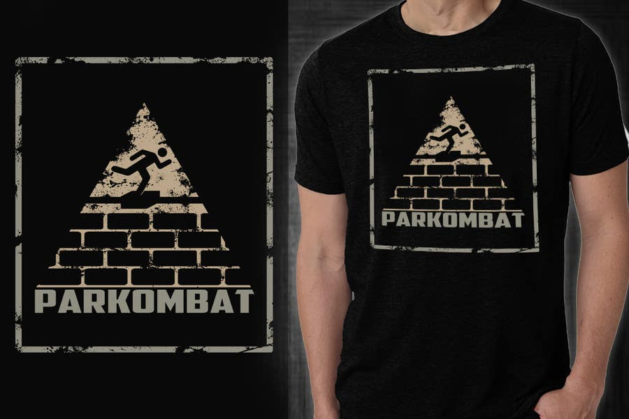 Contest Entry #                                        39                                      for                                         Design a T-Shirt for Parkombat