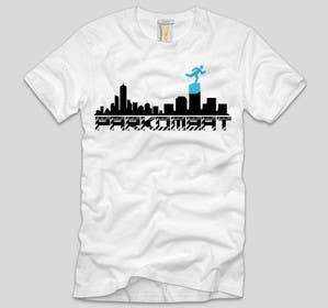 #34 cho Design a T-Shirt for Parkombat bởi ezaz09