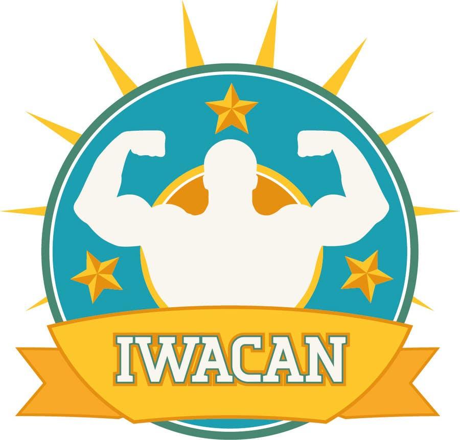 Penyertaan Peraduan #42 untuk Diseñar un logotipo for IWACAN