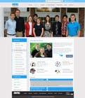 Graphic Design Konkurrenceindlæg #19 for Design a website page mockup for existing content