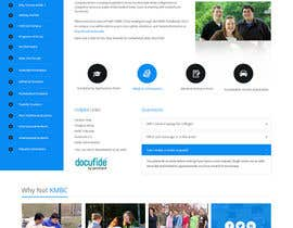 #30 for Design a website page mockup for existing content by syrwebdevelopmen