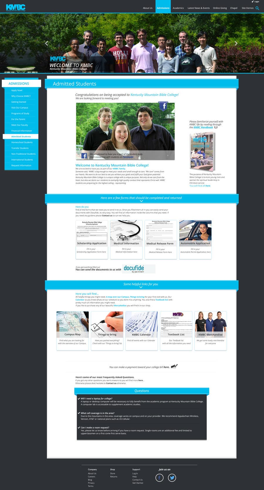 Contest Entry #                                        31                                      for                                         Design a website page mockup for existing content