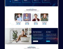#51 cho Design Custom WordPress Theme for Company Site Redesign bởi bilalarshad9221