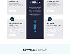 #50 cho Design Custom WordPress Theme for Company Site Redesign bởi creativemz2004