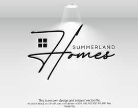 #505 for Logo Design for my Company ''Summerland Homes'' by AleaOnline