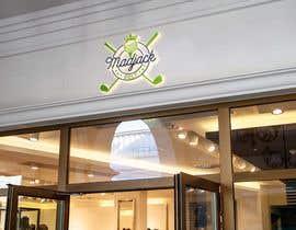 #243 for Madjack Golf Brand by Moulogodesigner