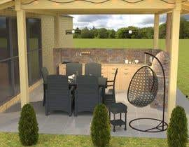 #18 for Outdoor living area redesign by BeeDock