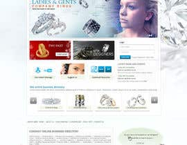 rajibdesigner900 tarafından I need Graphic Design for My website's Home page için no 6