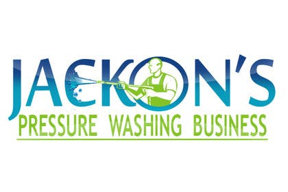 #1 untuk Design a Logo for Pressure Washing Business oleh basselattia