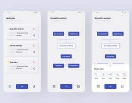 #10 для Complete redesign of mind-mapping mobile application от JegorBabak