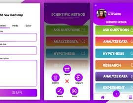 #15 для Complete redesign of mind-mapping mobile application от mrspy006