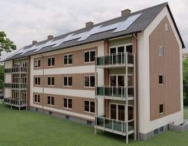 nº 23 pour 3D Rendering / Modelling - Building, Architecture, Design, CAD par aliarchviz96