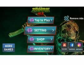 #18 untuk UI for Mobile Game - Redesign oleh legalpalava