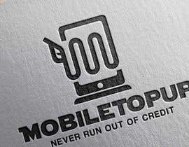 #50 untuk Design a Logo for MobileTopup.com oleh sinzcreation