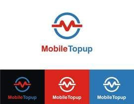 Nro 315 kilpailuun Design a Logo for MobileTopup.com käyttäjältä fijarobc