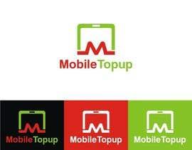 Nro 318 kilpailuun Design a Logo for MobileTopup.com käyttäjältä fijarobc