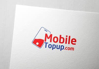 Nro 251 kilpailuun Design a Logo for MobileTopup.com käyttäjältä affineer