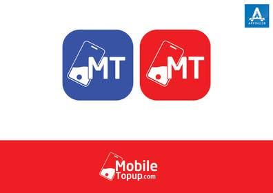 Nro 289 kilpailuun Design a Logo for MobileTopup.com käyttäjältä affineer
