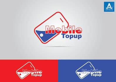 #312 for Design a Logo for MobileTopup.com af affineer