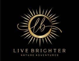 #706 cho Live Brighter Nature Adventure Logo bởi margaretamileska