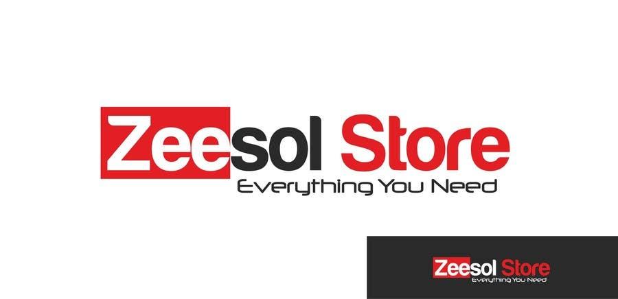 Proposition n°                                        14                                      du concours                                         Design a Logo for Zeesol Store