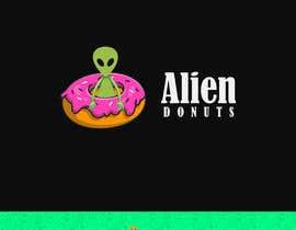 Nro 48 kilpailuun Alien Donuts; Graphic Designer Needed käyttäjältä ZainF